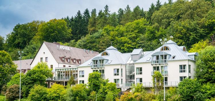 Unser Tagungsort: Das Sporthotel Fuchbachtal in Barsinghausen (Bildquelle/Copyrigth: Sporthotel Fuchbachtal)
